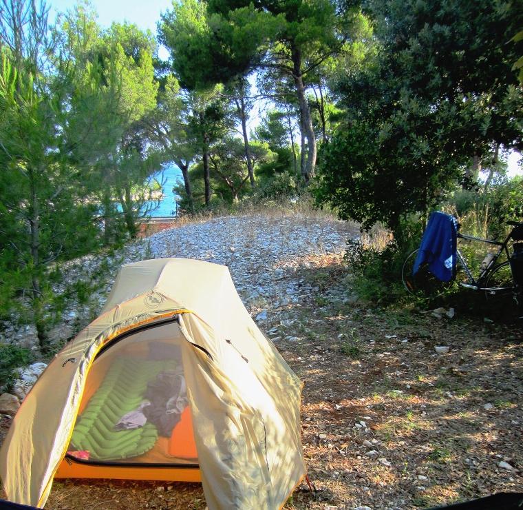 Croatia Camping