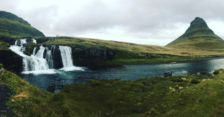 Kirkfujell Mountain Iceland